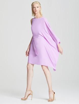 Halston Flow Sleeve Dress