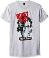 Impact Men's Quiet Riot Metal Head T-Shirt