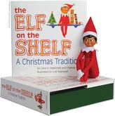 Impulse The Elf on the Shelf A Christmas Tradition - Boy, Brown Eyes