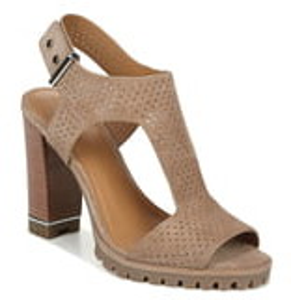 Franco Sarto Allister Perforated Sandal