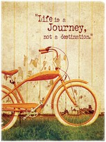 Studio Oh Life is a Journey Deconstructed Journal