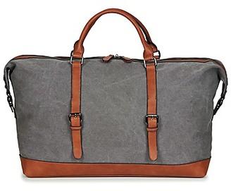 Casual Attitude DAVITU men's Travel bag in Grey