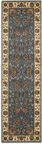 "Nourison Area Rug, Persian Arts BD05 Light Blue 2'3"" x 8' Runner Rug"