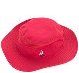 Familiar boat embroidery sun hat - kids - Nylon - 50 cm