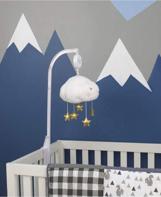 NoJo Little Love by Sherpa Cloud Musical Mobile Bedding
