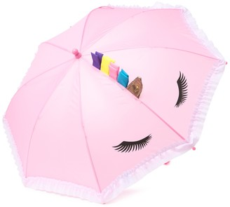 Laura Ashley Unicorn Ruffle Umbrella