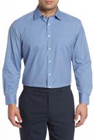 Nordstrom Nordsrom Men's Shop Smartcare(TM) Regular Fit Check Dress Shirt