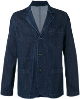 Societe Anonyme 'Work' denim blazer - men - Cotton - S