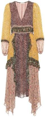 Ulla Johnson Primrose silk georgette dress