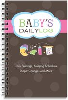 Bed Bath & Beyond Kahootie Co® Baby's Daily Log Notebook in Brown
