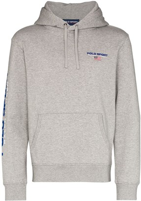 Polo Ralph Lauren Sport Logo Sleeve Hoodie