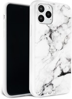 Felony Case White Polished Marble iPhone 11 Pro Case