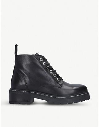 Carvela Trinket leather boots