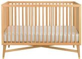 DwellStudio Mid-Century Crib in Natural