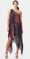 Aidan Mattox Irregular High-low Print Prom Dresses from Aidan