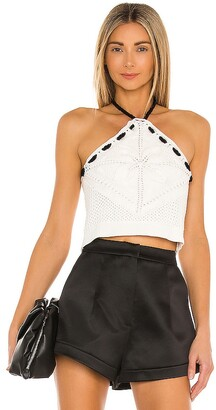 Alexis Bettie Knit Halter Top