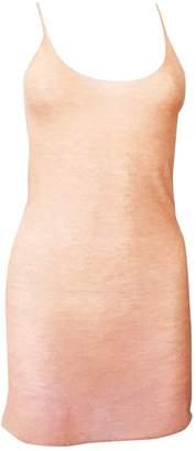 Joseph Orange Cashmere Dresses