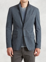 John Varvatos Pick Stitch Jacket