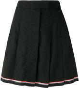 Thom Browne mini pleated skirt