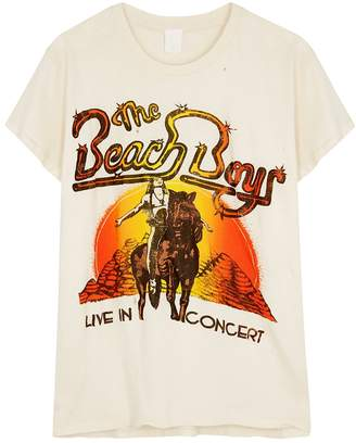 MadeWorn The Beach Boys Live In Concert Cotton T-shirt