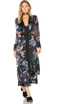 House Of Harlow x REVOLVE Yoselin Maxi Bed Jacket