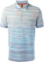 Missoni classic polo shirt - men - Cotton - XL
