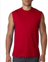 Jerzees 5 oz. HiDENSI-T Sleeveless T-Shirt - XL