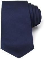 Turnbull & Asser Solid Satin Classic Tie
