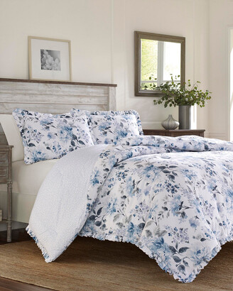 Laura Ashley Chloe Duvet Cover Set