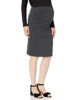 Ripe Maternity Women's Maternity Suzie Skirt Black Medium