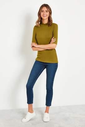 F&F Womens Indigo Authentic Jeans - Blue