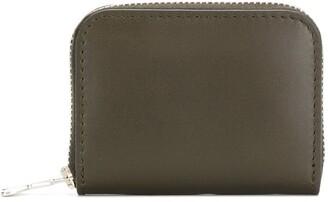 Ami De Coeur Puller Zipped Card Wallet