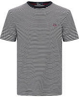 Fred Perry Fine Stripe Crew Neck T-shirt