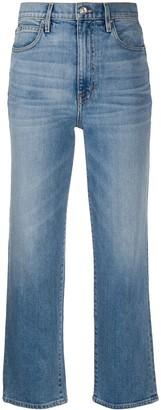 SLVRLAKE London cropped jeans