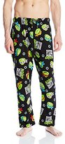 Nickelodeon Men's Tmnt Lean Mean and Green Lounge Pant