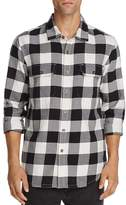 Obey Buffalo-Plaid Regular Fit Shirt