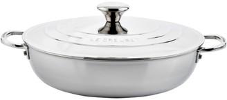 Le Creuset Steel Shallow Casserole Pan