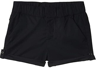 Columbia Firwood Camp II Shorts (Black) Women's Shorts