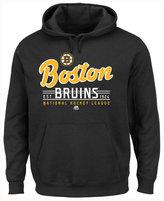 Majestic Men's Boston Bruins Intense Defense Hoodie