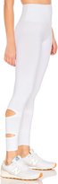 Lanston SPORT Griffith Legging in White
