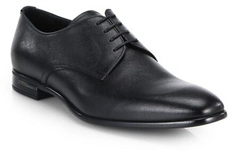 Prada Saffiano Leather Shoes