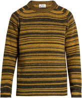 Acne Studios Kees striped wool sweater