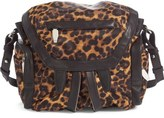 Alexander Wang Mini Marti Leopard Print Nylon Backpack