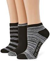 U.S. Polo Assn. 3 Pair Low Cut Socks - Womens