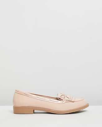 Dorothy Perkins Wide Fit Letty Loafers