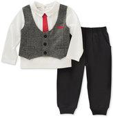 Calvin Klein 2-Pc. Vest Top & Pants Set, Baby Boys (0-24 months)
