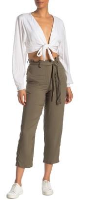 Cotton On Shannon Paperbag Waist Tie Pants