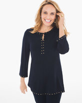 Chico's Studded Tunic