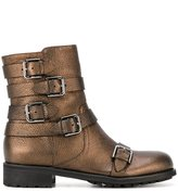 Jimmy Choo 'Dawson' boots - women - Leather/rubber - 36