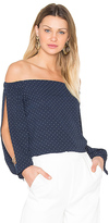 Bailey 44 Tail Wind Top in Blue. - size S (also in XS)